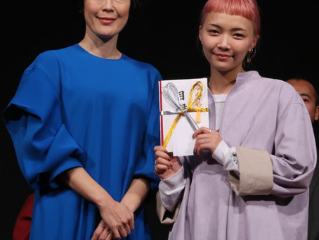 "Jo Motoyo is set to direct a feature film as she wins ""Special Jury Prize"" at TSUTAYA CREATORS' PROG"