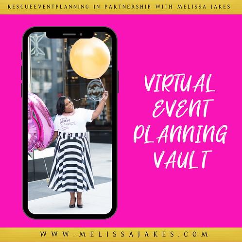 New Year Virtual Event Planning Vault