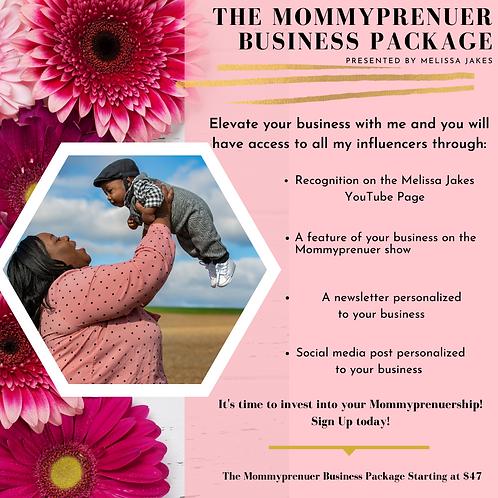 Mommypreneur Business Package
