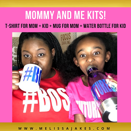Mommy and Me Kit