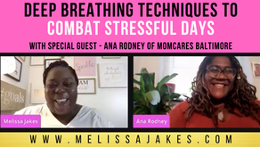 How to Combat Stressful Days