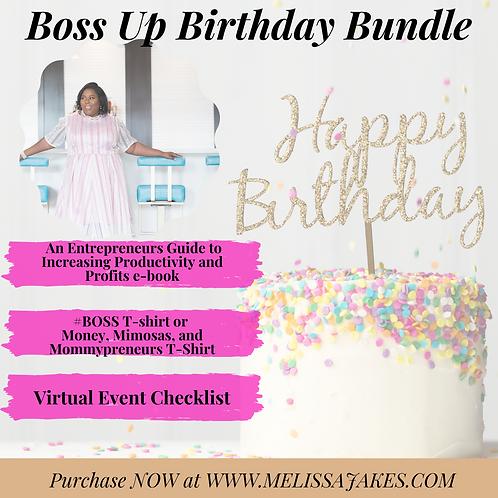 BOSS UP Birthday Bundle