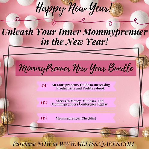 New Year Mommypreneur Bundle