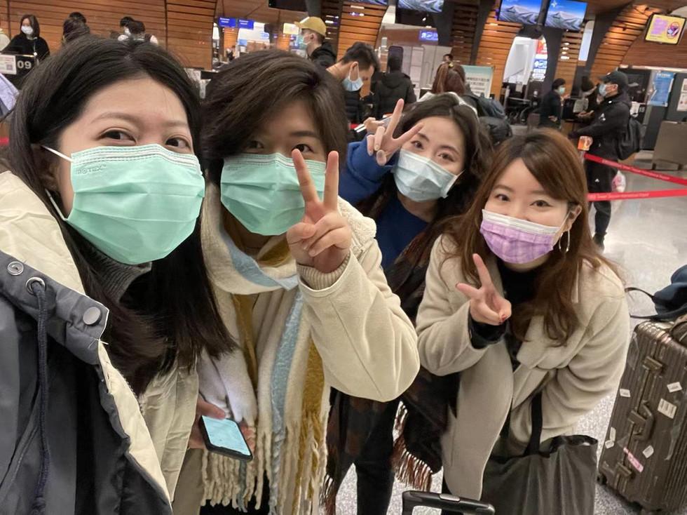 2021台灣→上海14天隔離日誌