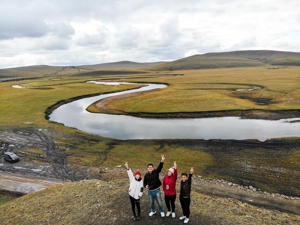 China Inner Mongolia Day7 中國內蒙古 第七天行程全記錄 亞洲第一濕地/莫日格勒河/天下草原
