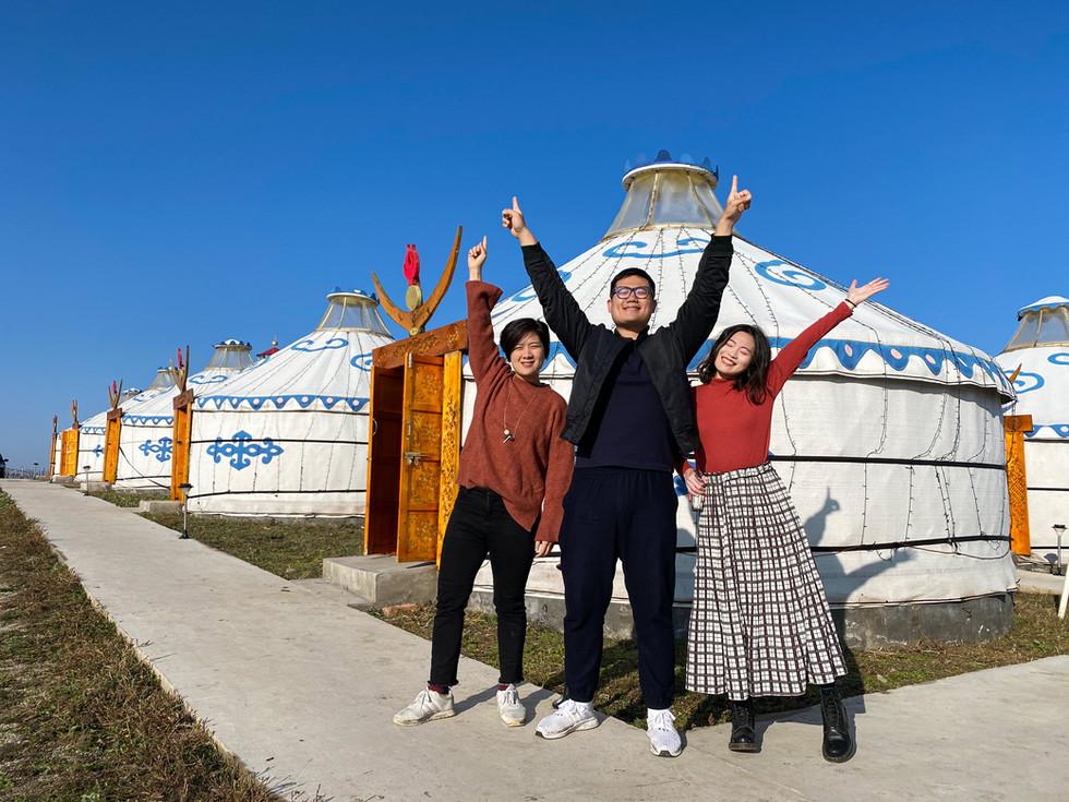 China Inner Mongolia 中國內蒙古 8天7夜包車自由行行程花費總整理