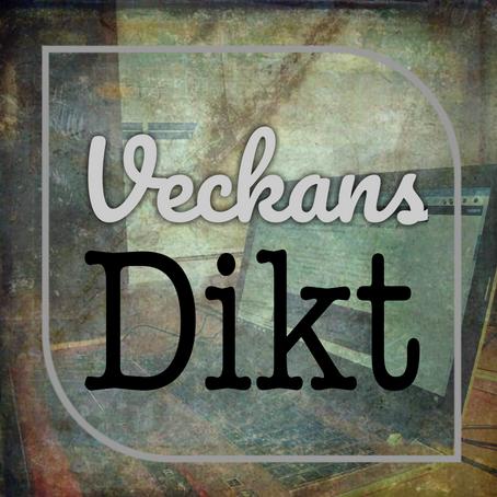 VECKANS DIKT - EFTERTEXT - HENRY BRONETT