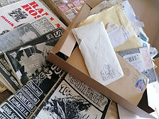 Punk Letter Archive 2018 -