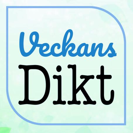VECKANS DIKT - VINTERHAREN