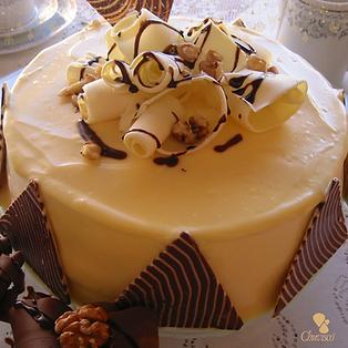 Torta Áspen