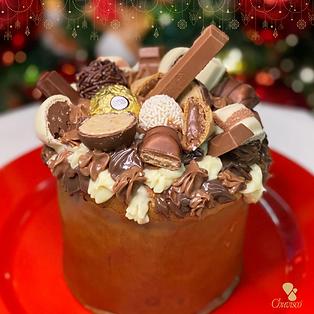 Panetone Choco Christmas