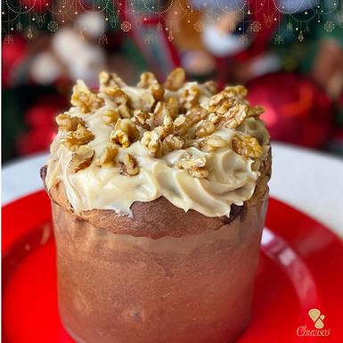Panetone Nut Christmas