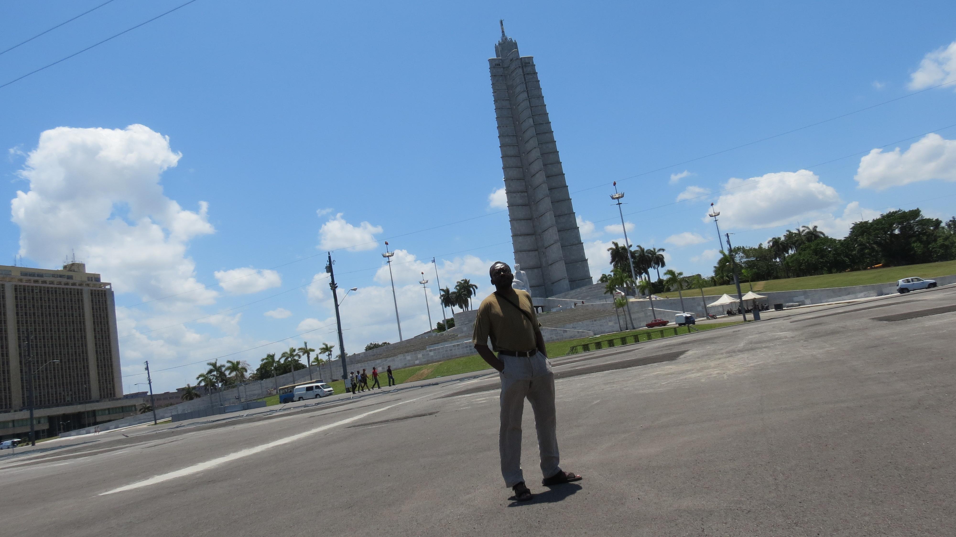 Plaza de la Revolución - Habana.