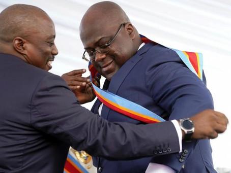 TSHILOMBO, Kabila n'est pas Dieu.