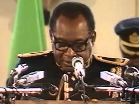 24 avril 1990, Mon mea-culpa au Maréchal. L'ennemi était intérieur.
