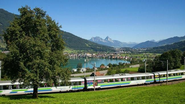 Zug. CryptoCity, Switzerland.