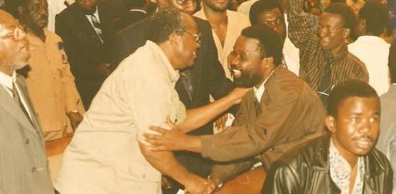Matanda félicite Tshisekedi pour son élection à la CNS.