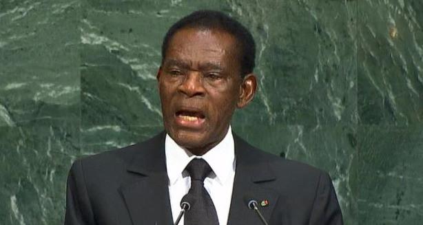 Obiang Nguema Mbasomo