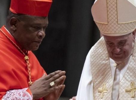 Ambongo: Le summum de la couardise de l'Église.
