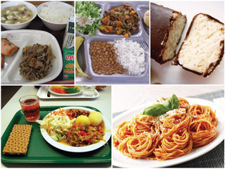 Lunch Trays from Around the World