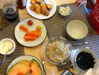 One Simple Change that Can Transform Family Meal Time