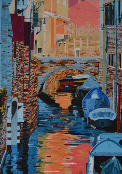 "Venice (W20"" x H27"") prints available"