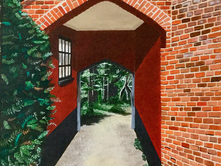 The 'Arches' are complete!