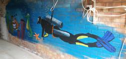 Garage Art Work