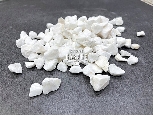 Crystal White Natural Rock