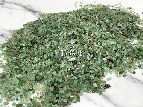 Green Crystal Stone