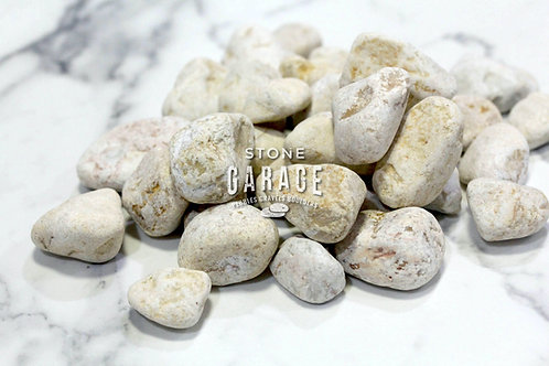 Yellow Natural Pebbles