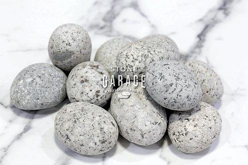 Speckle Round River Pebbles
