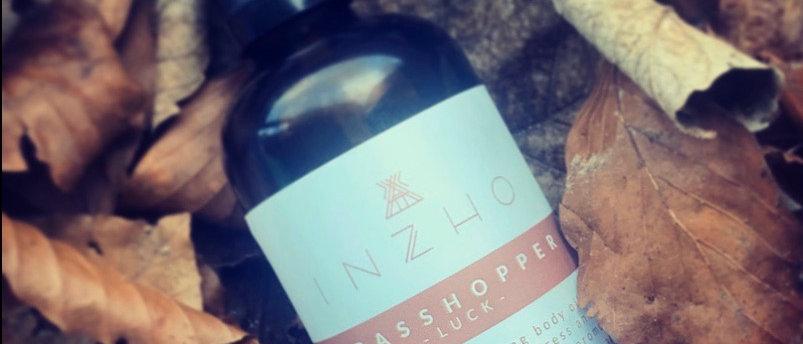 Grasshopper - For Luck - Body Oil