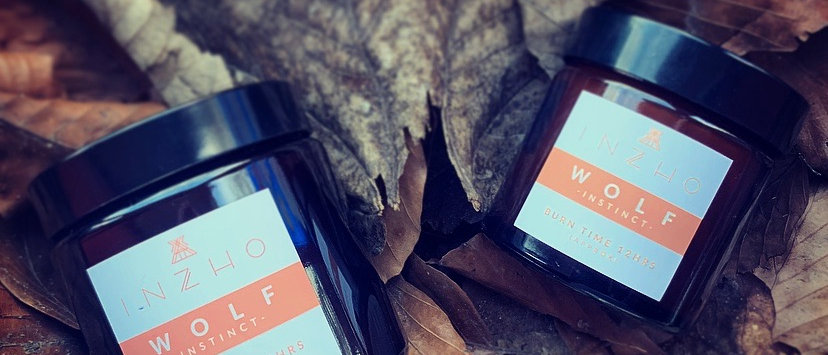 Wolf - Instinct - Soy Candle