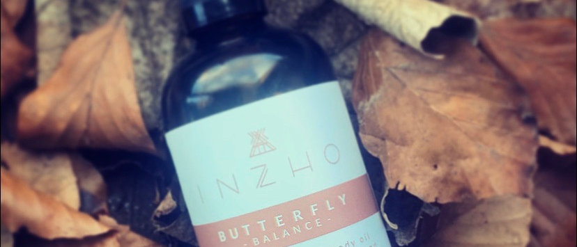 Butterfly - For Balance - Body Oil