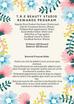 T.R.E. Beauty Studio Client Rewards Program!