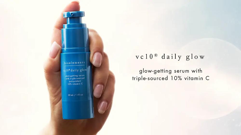 vc10 daily glow serum