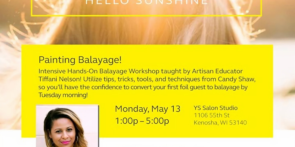 Intensive Hands On Sunlights Balayage (1)
