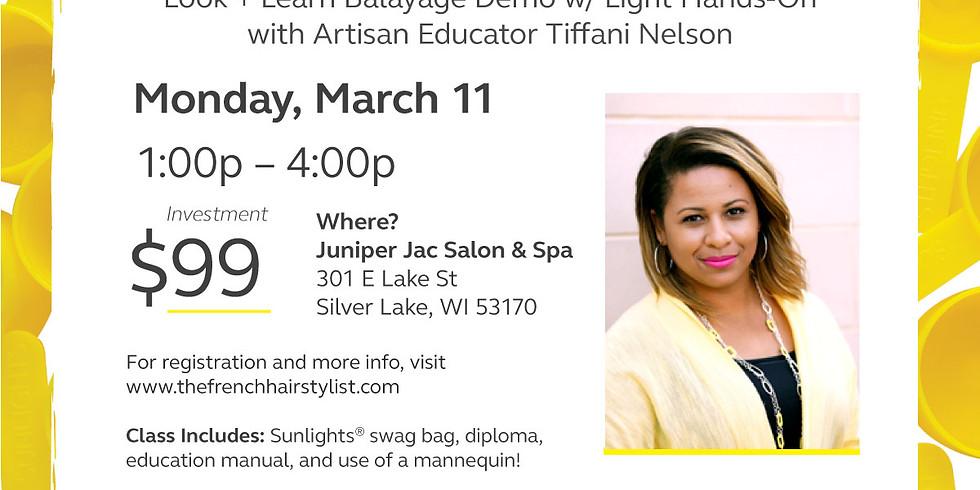 Sunlights Balayage March 11th