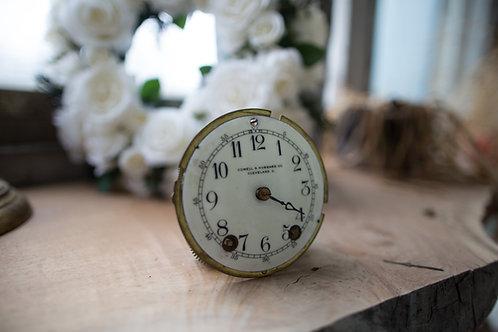 Antique Clock Small