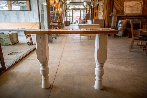 Tall Custom Bench