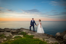 Huron, Ohio Wedding Photographu