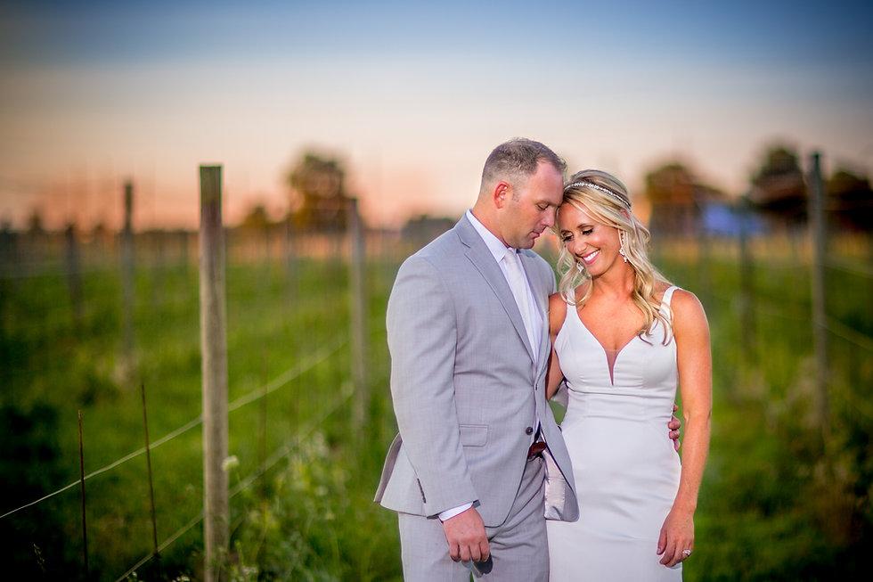 Wedding Photography in Sandusky, Ohio