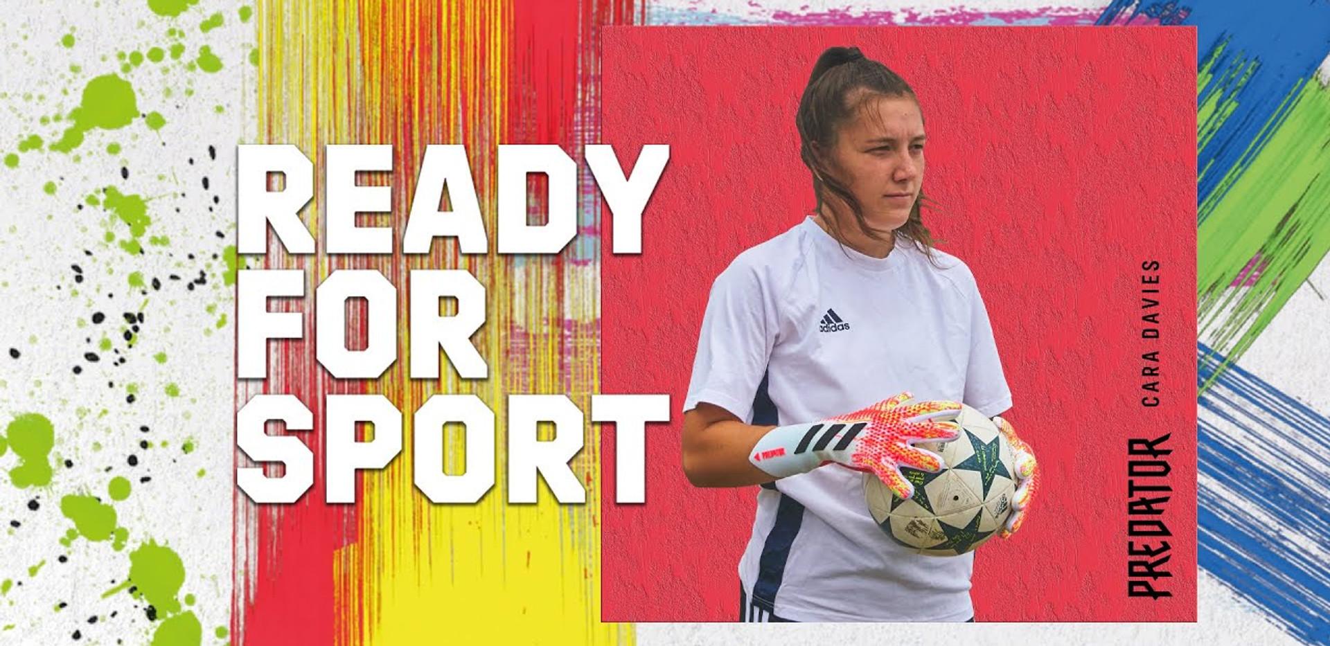 Ready for Sport: Cara Davies