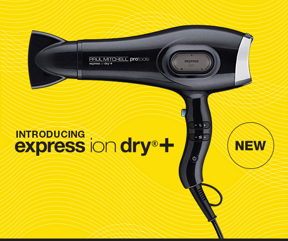 Express Ion Dry Plus