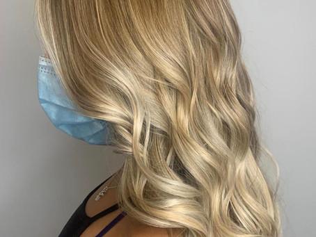 Blonde Bombshell By Louise #blondie #blondeshavemorefun #tanglesbermuda #alfaparf #olaplex