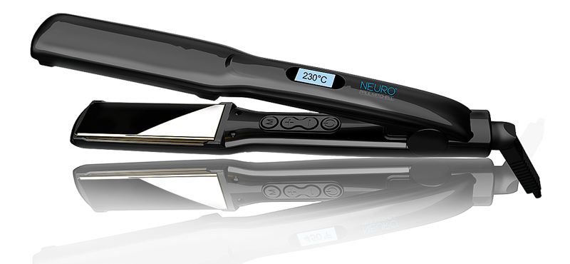 Neuro Smooth Titanium Flat Iron