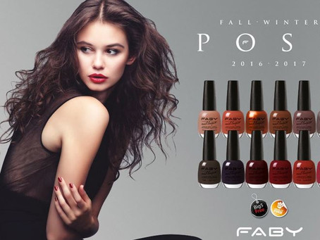 """Faby's Winter """"Posh"""" Collection. Coming Soon To Tangles! #winternailsready"""