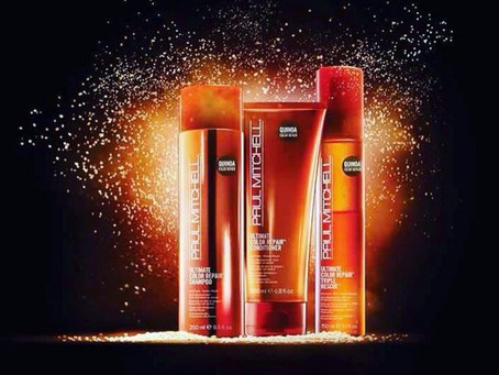 Your Ultimate Defense Against Color Fade Has Arrived! Ultimate Color Repair Is Made With Quinoa To H