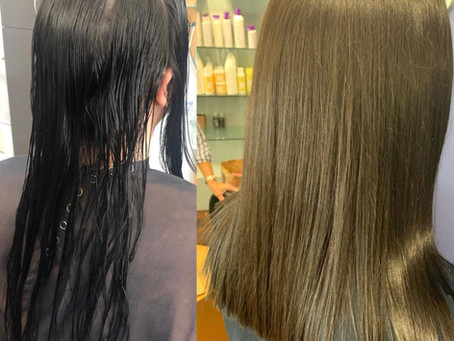 Before And After By Louise #cheersforchange